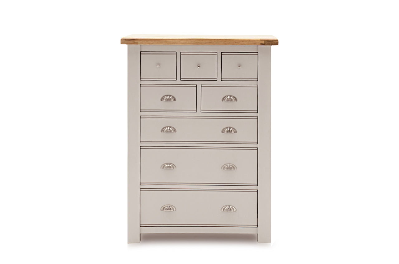 Amberly Tall Chest - 8 Drawer