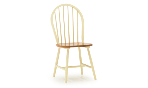 Windsor Dining Chair - Buttermilk