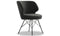 Erwan Accent Chair - Charcoal