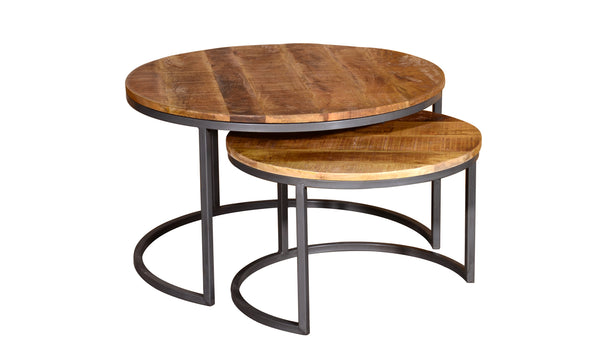 Savannah Coffee Table - 2 Set