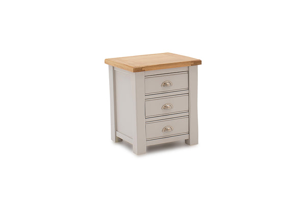 Amberly Night Table - 3 Drawer