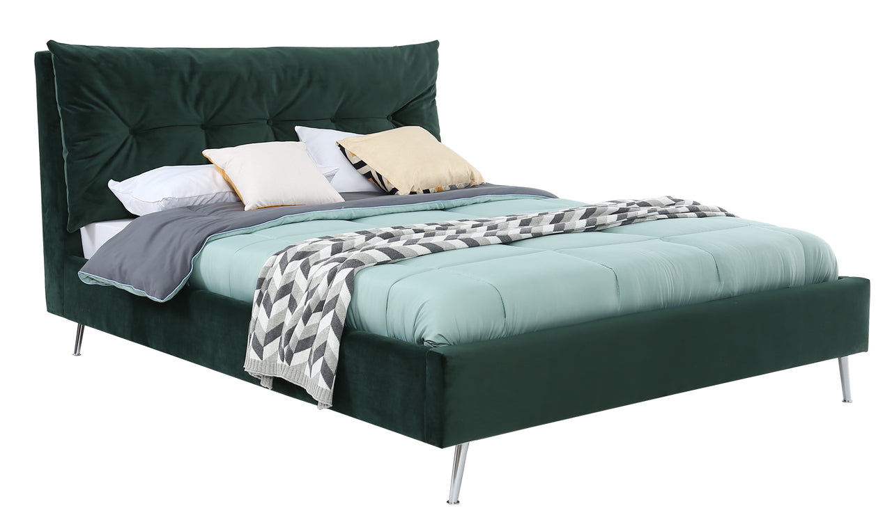 Avery Bed - 5' Green