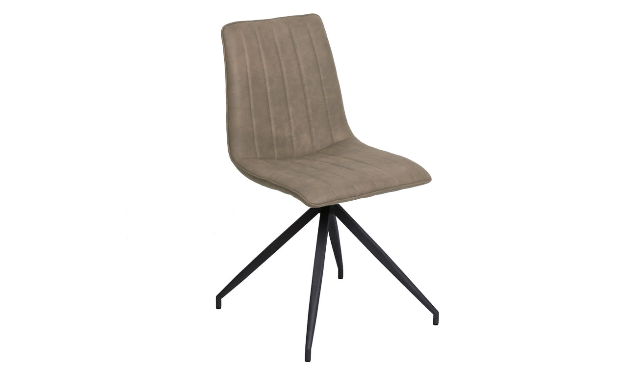 Isaac Dining Chair - Taupe