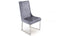 Olena Dining Chair - Damson (NR)
