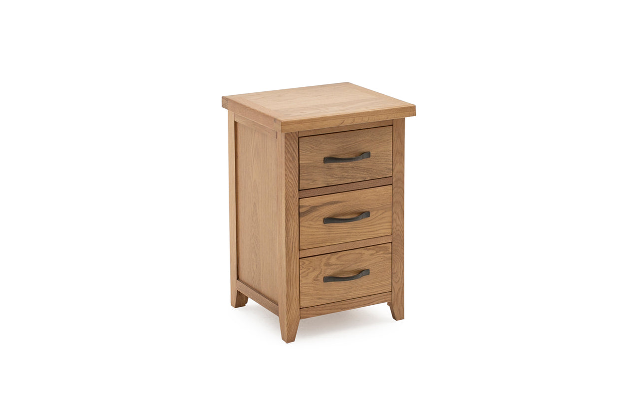 Ramore Night Table - 3 Drawer