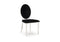 Victoria Dining Chair Black (Sold in boxes of 2) (NR)
