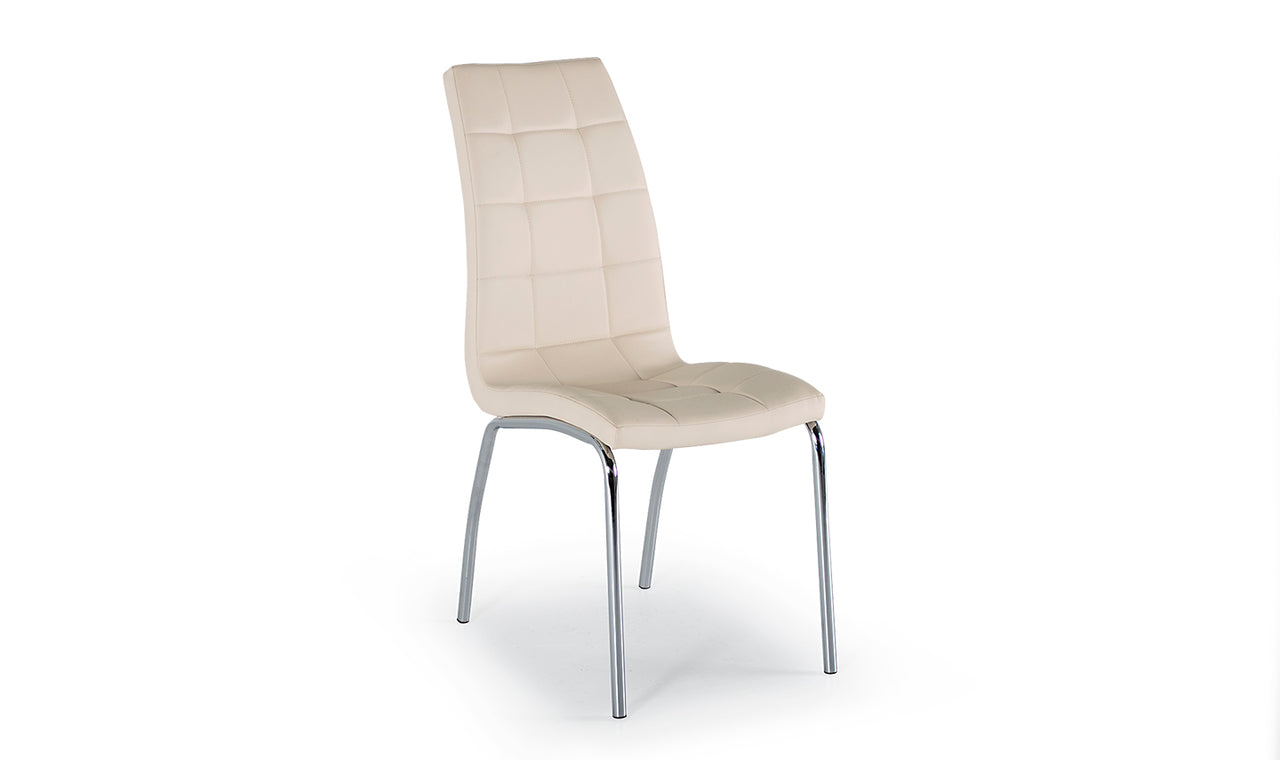 Nina Dining Chair - Ivory (NR)