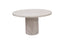 Carra Coffee Table Round  - Bone White 800