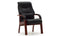 Jacob Fire Side Chair - Black (Sold in boxes of 2) (NR)
