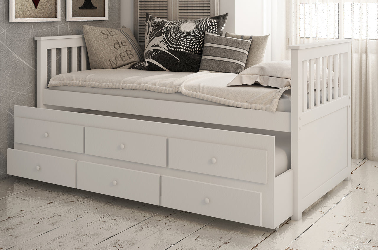 Flos Day Bed - 3' Bed White