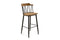Blake Bar Chair - Natural Elm Sold in boxes of 2