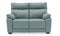 Positano 2 Seater Fixed - Blue