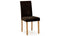 Anna Dining Chair - Brown PU (2/Box)