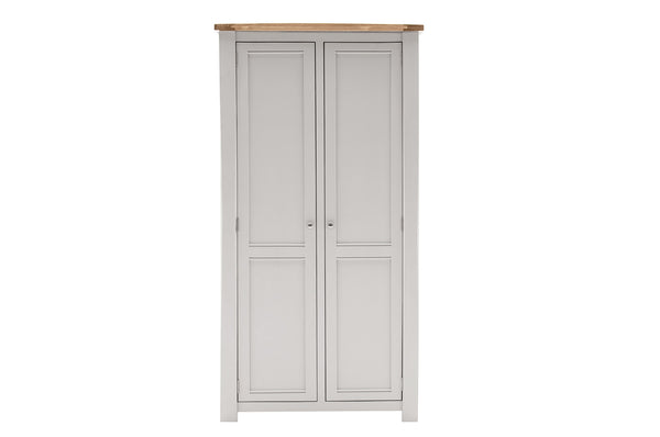 Amberly Wardrobe - 2 Door