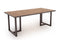 Vanya Dining Table - Light Brown 1600