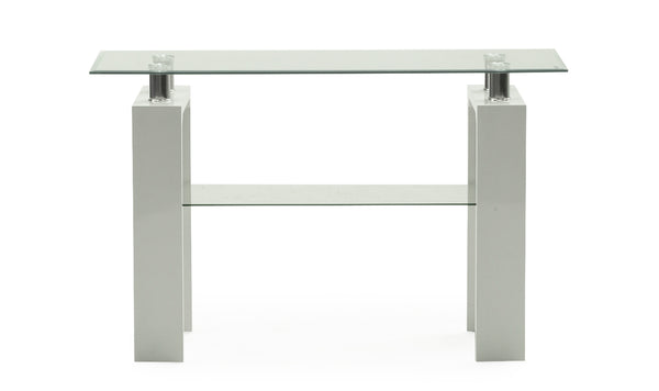 Calico Console Table - White