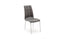 Nina Dining Chair - Grey