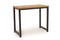 Hinrik Bar Table - Black Elm