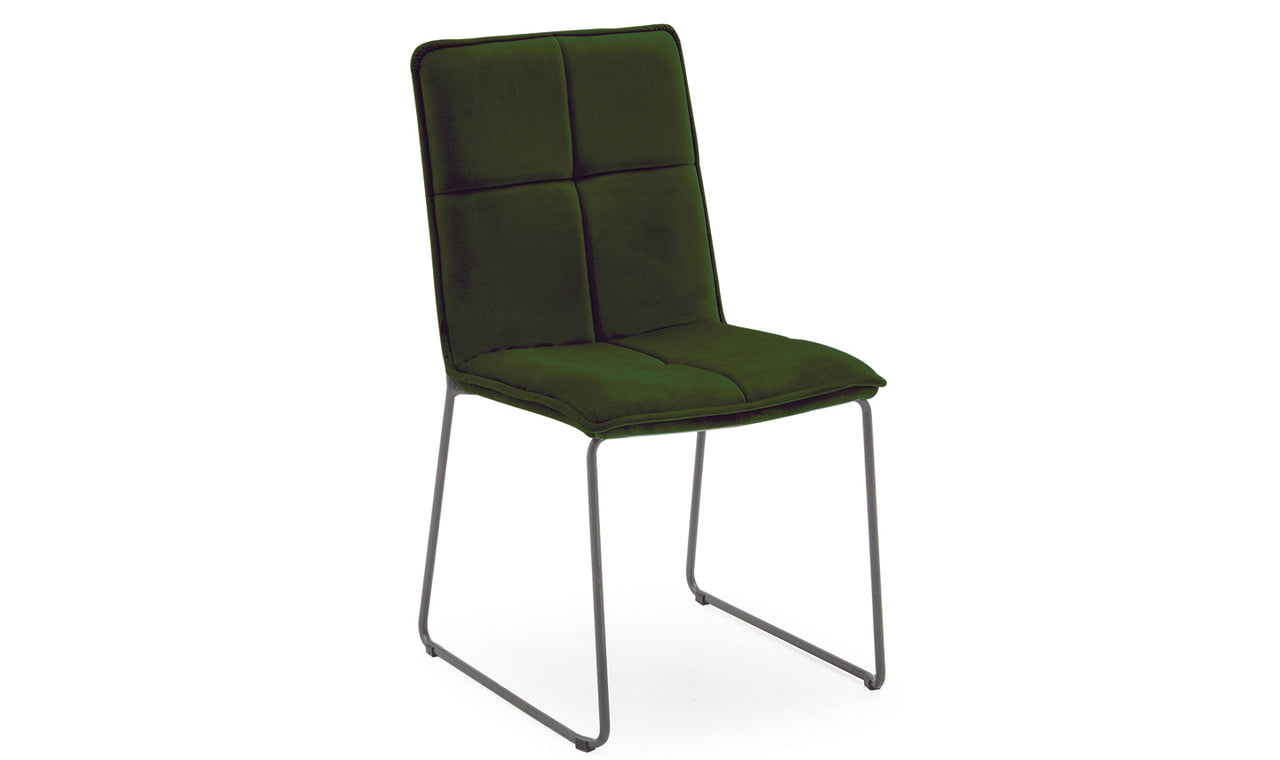 Soren Dining Chair - Green (4/Box)