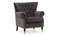 Rigby Accent Chair - Velvet Misty