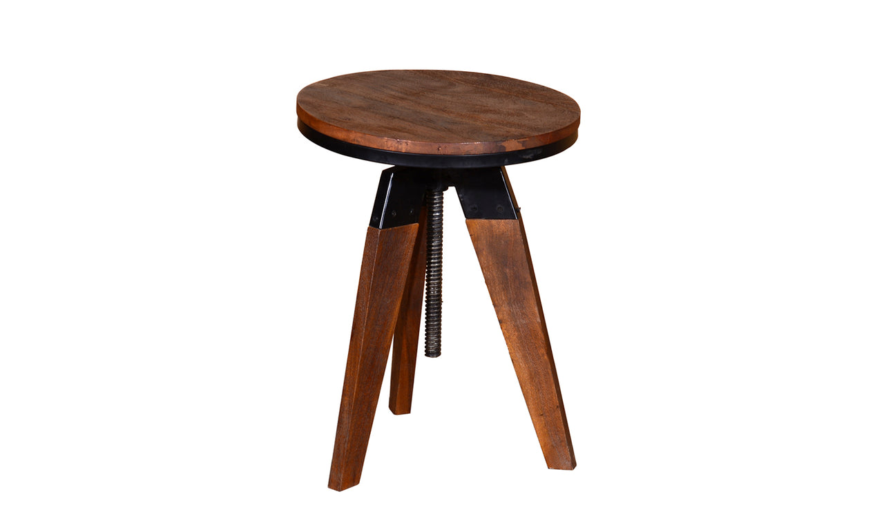 Durango Lamp Table - Small Round