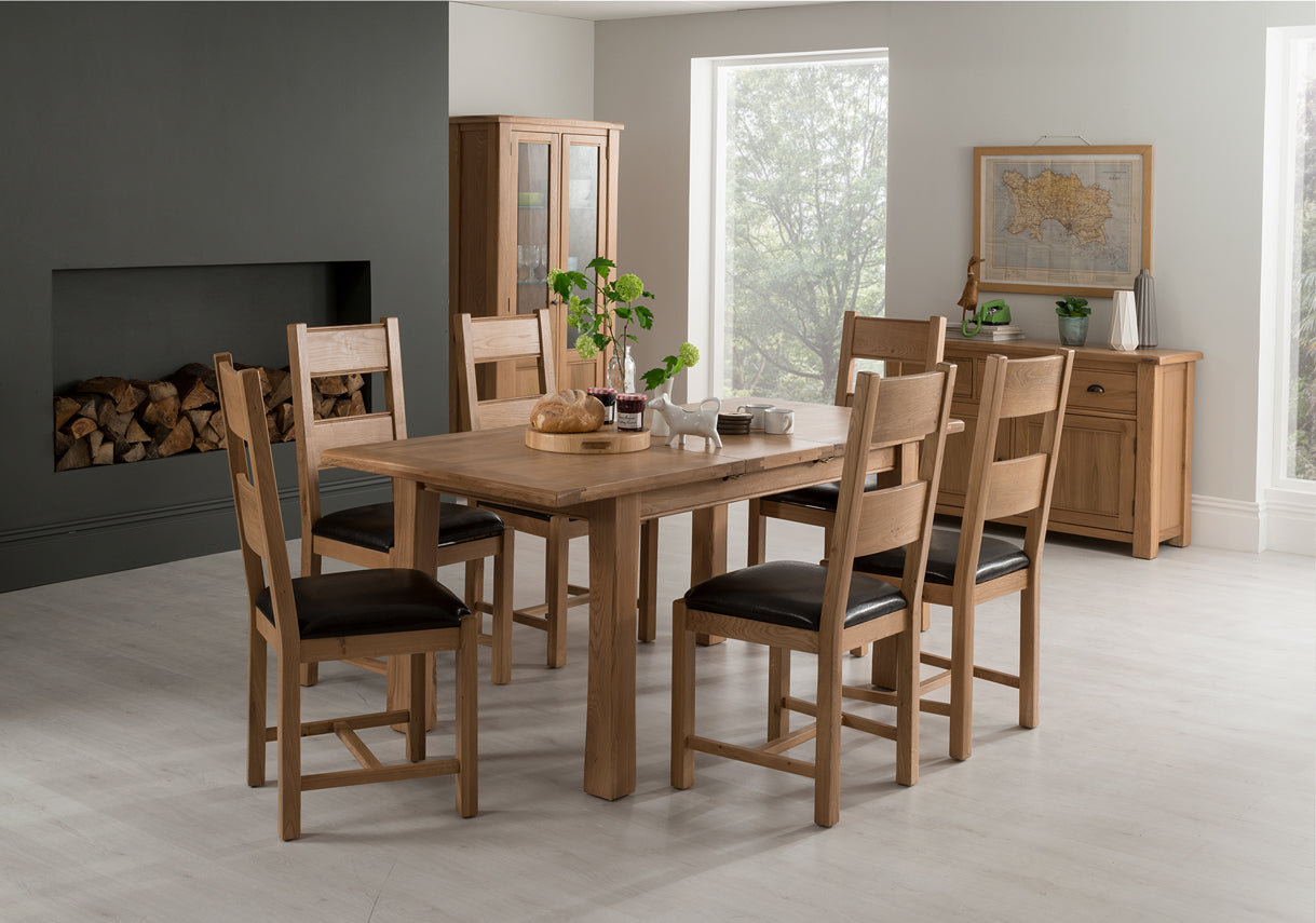 Breeze Extending Dining Table 1400/1800