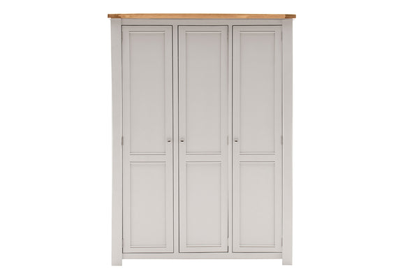 Amberly Wardrobe - 3 Door Wardrobe