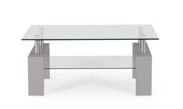 Calico Coffee Table - Grey
