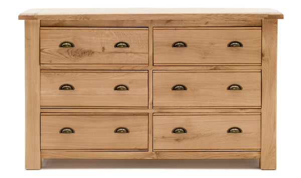 Breeze Dressing Chest - 6 Drawer
