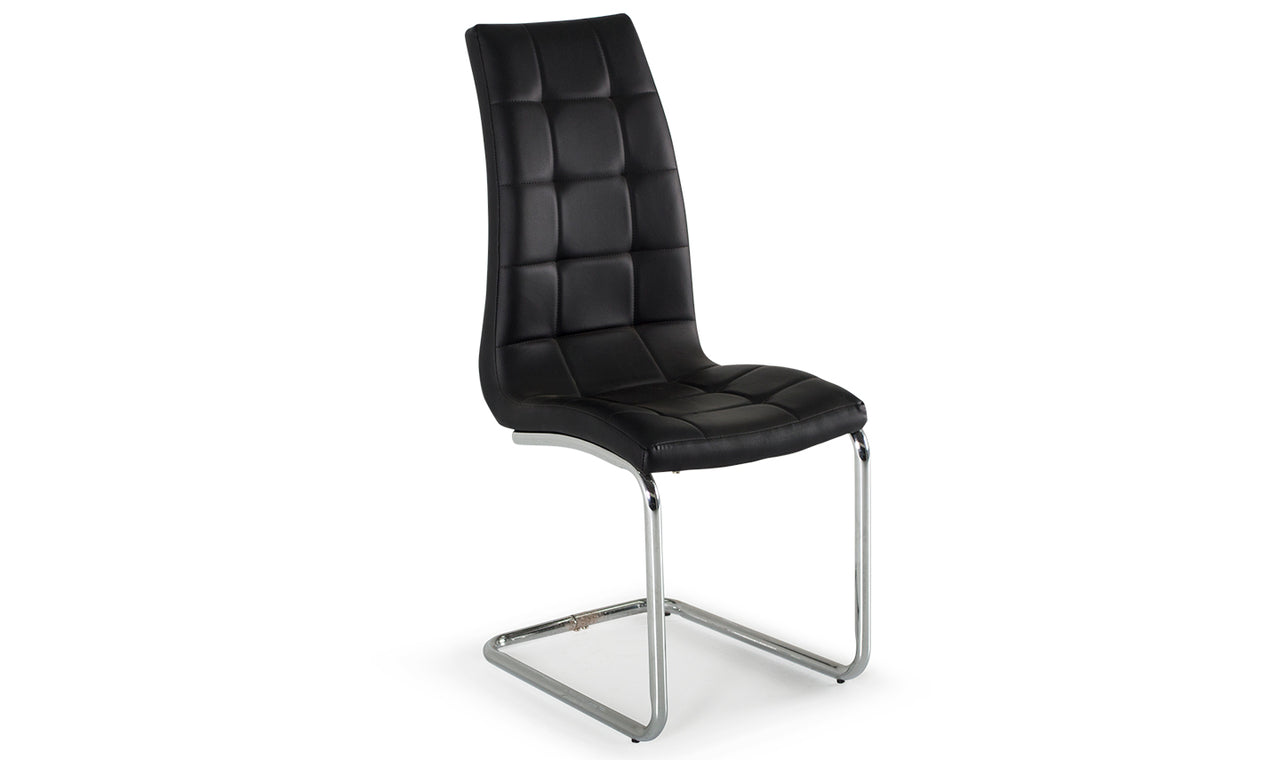 Sienna Dining Chair - Black