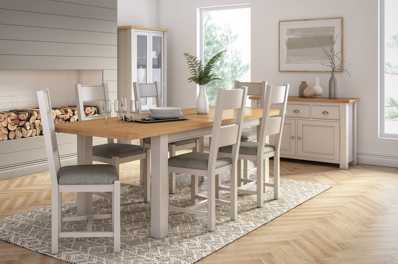Amberly Extending Dining Table 1400/1800