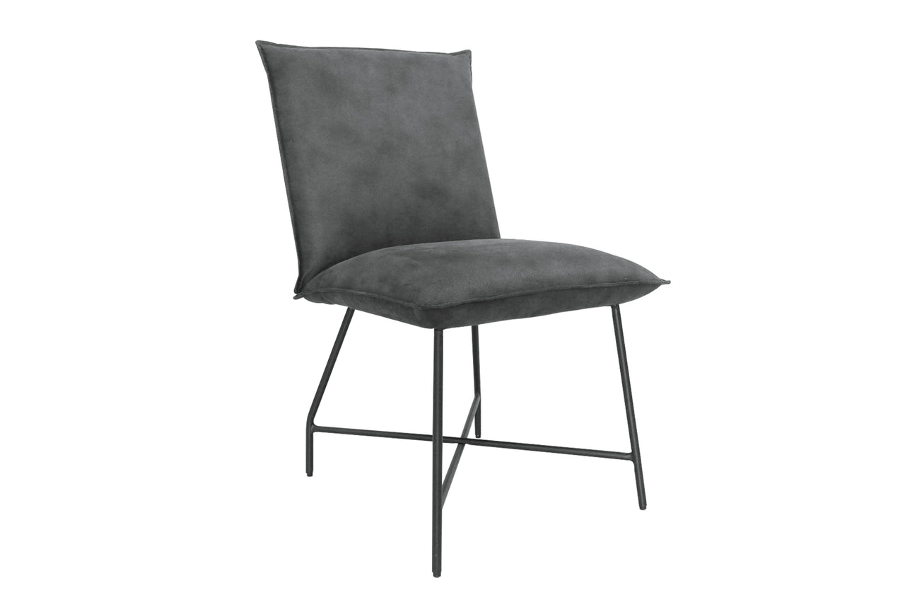 Lukas Dining Chair - Grey