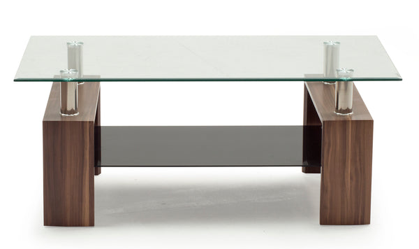Maya Coffee Table - Walnut