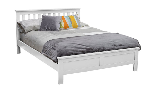 Willow Bed - 5' White