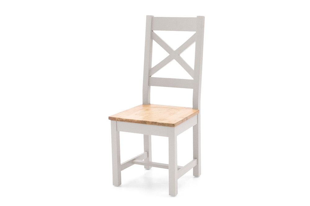 Ferndale Dining Chair - Cross Back Assy