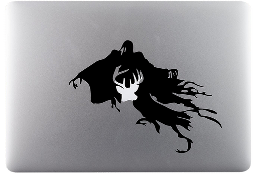 Dementor Stag Patronus Decal
