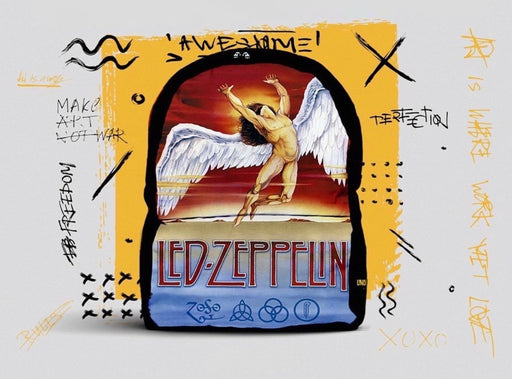 Led zeppelin bag