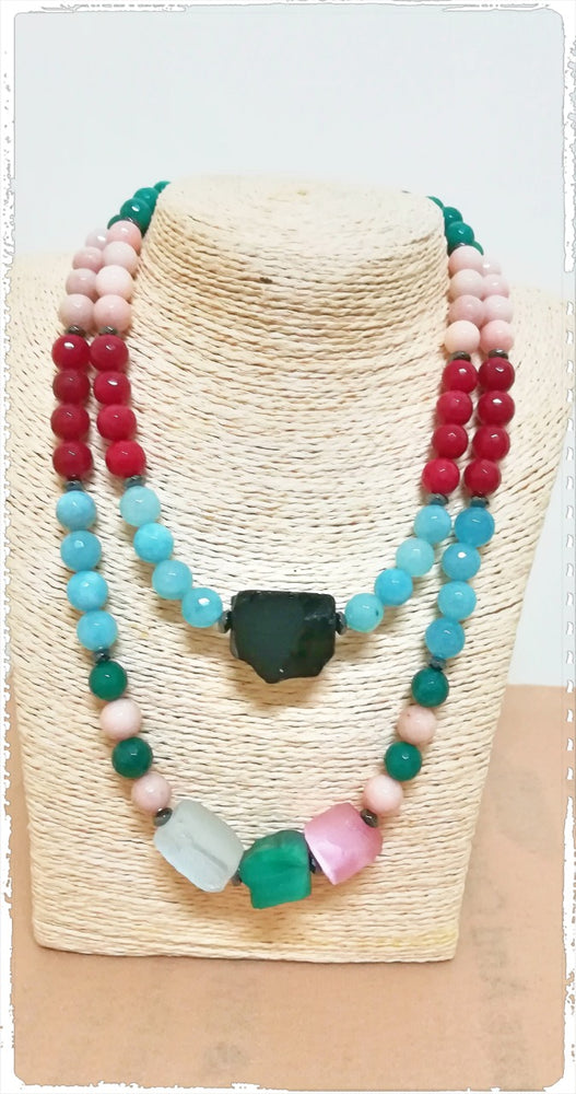 Color necklace