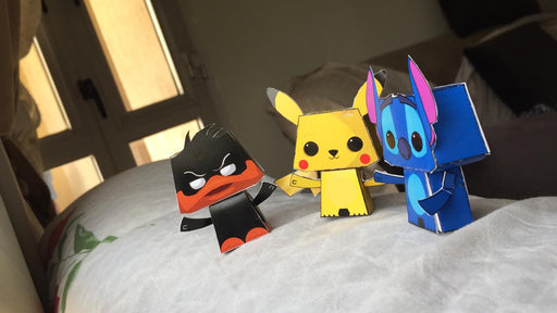 Cartoon Toys