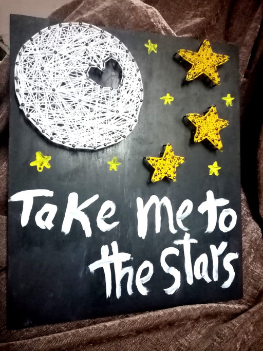 Take Me to The Stars Tableau