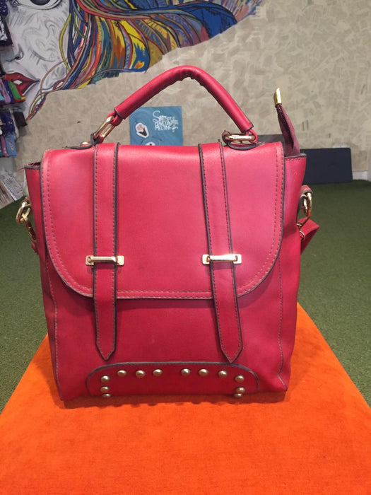 eather bag PA100 RED