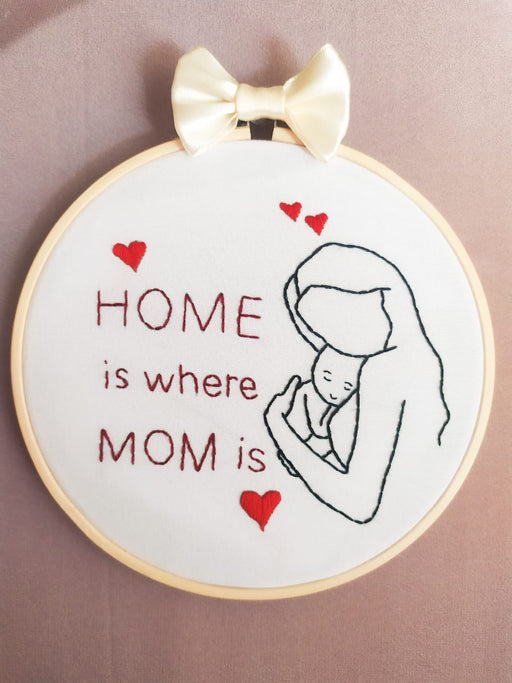 MOM Bmbroidery Pattern