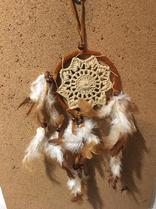 Dream catcher croshe