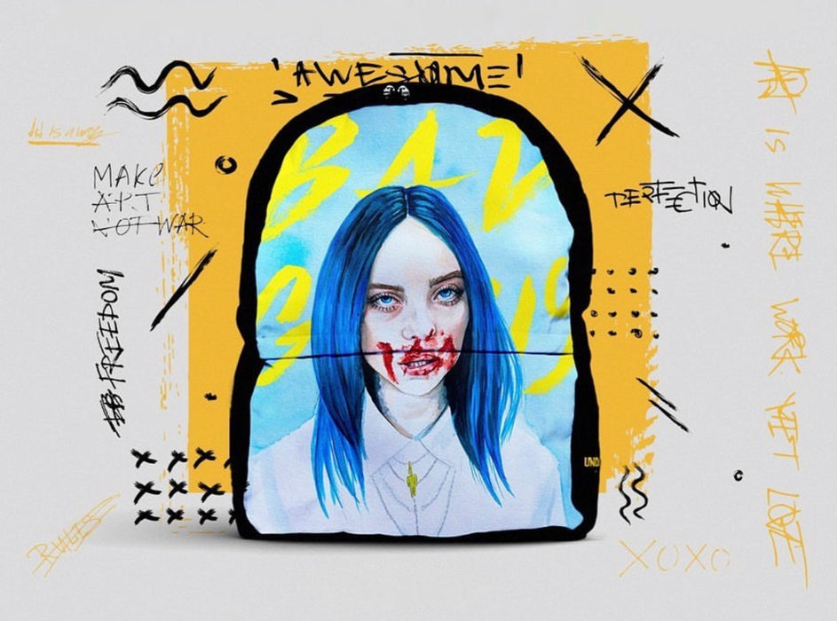 billie eilish bag