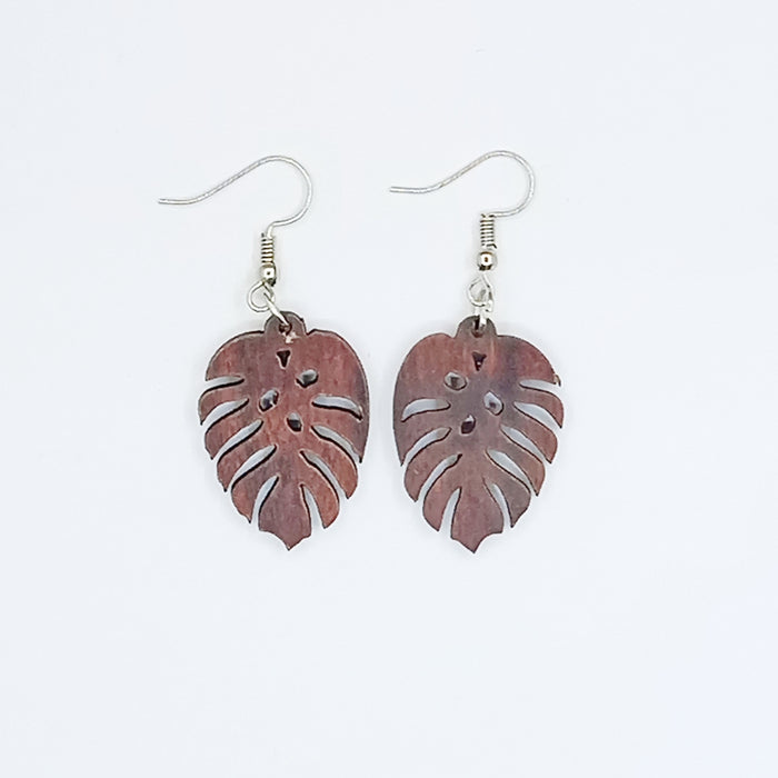 Pine Leaf Earrings Ragy 15