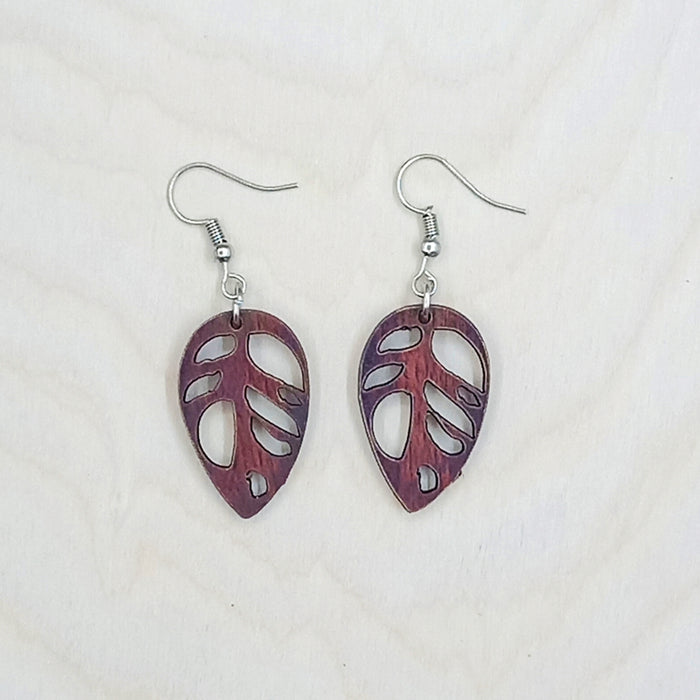 Leaf Earrings Ragy 25