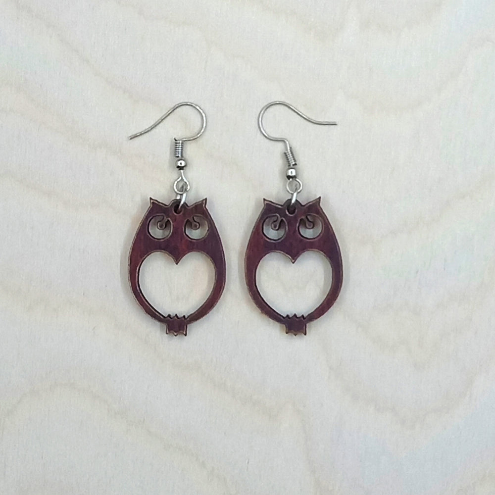 Owl Earrings Ragy 29