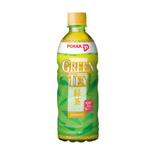Japanese Green Tea (No Sugar) 500ml