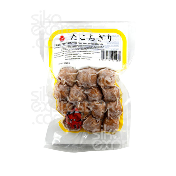 "❄""Chigiri-Age Tako"" Octopus Fish Ball 140g"