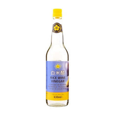 Rice Wine Vinegar 630ml
